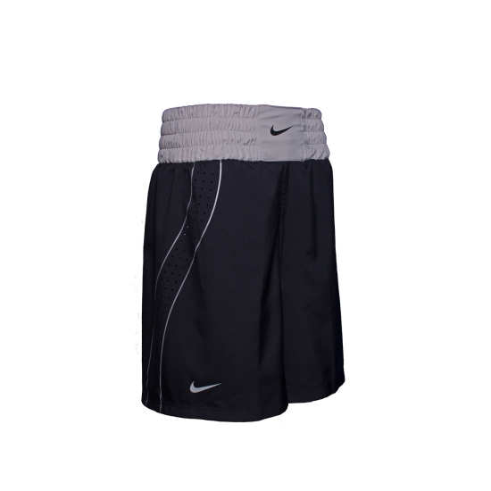 Short de boxe Nike Version 2.0 Noir