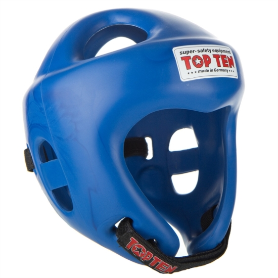 Casque de boxe TOP TEN - Bleu