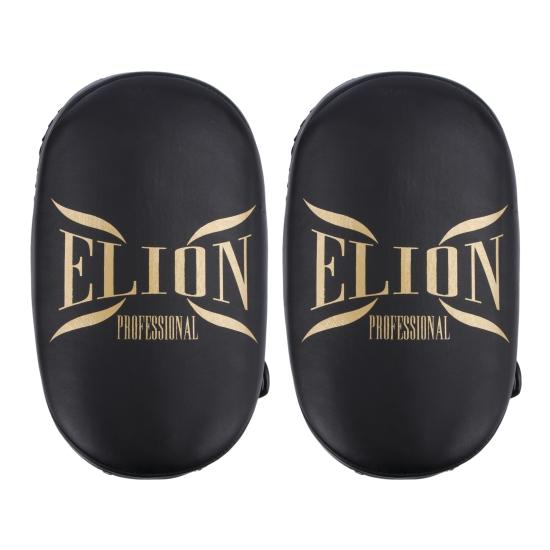 PAO ELION Professional Cuir Courbé - Noir Mat
