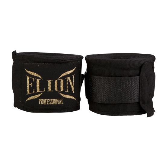 Bandes de boxe ELION 4.5m Noir