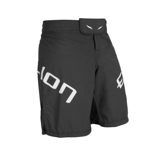 FightShort MMA Elion - Noir/Blanc