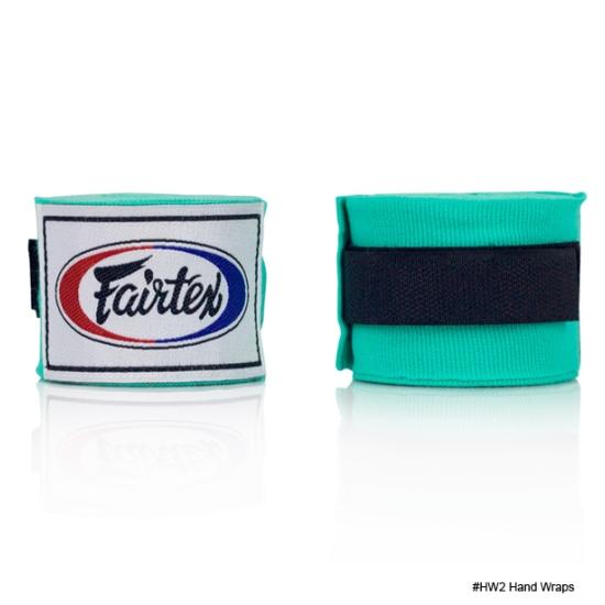 Bandes de boxe FAIRTEX Turquoise