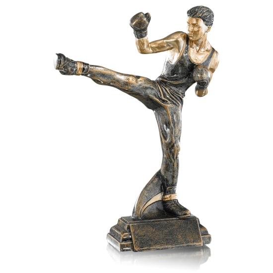 Trophée statuette Boxeur boxe Française (31903)