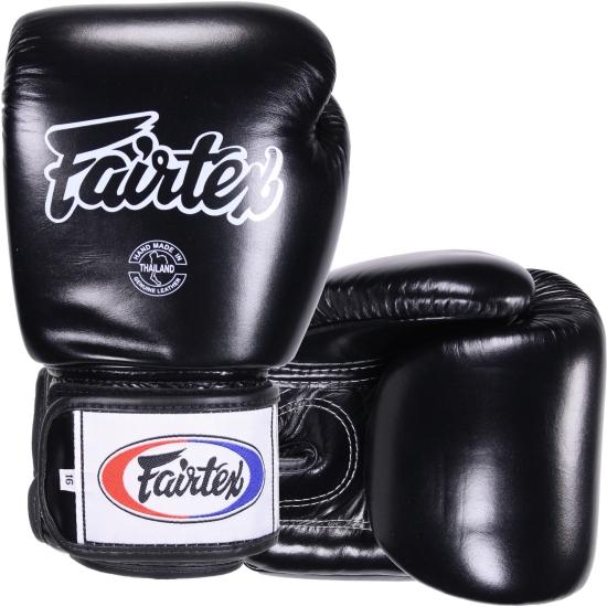 Gants d'entrainement FAIRTEX FXV1 Noir