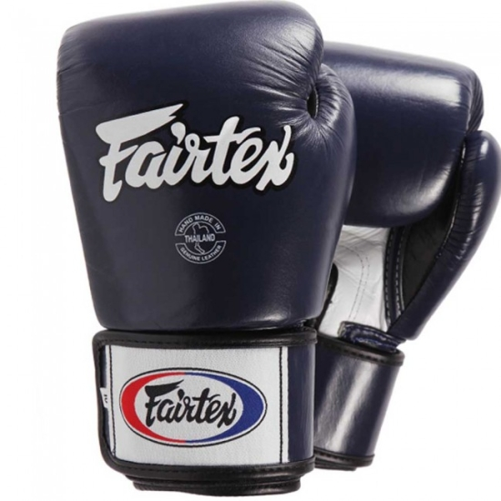 Gants d'entrainement FAIRTEX FXV1 Bleu