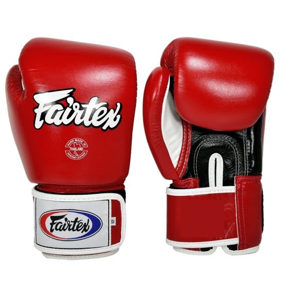Gants d'entrainement FAIRTEX FXV1 Rouge