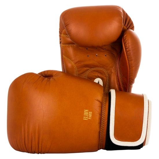 Gants de boxe ELION Collection Paris - Marron