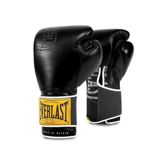 Gants de Boxe d'entrainement EVERLAST 1910 CLASSIC Noir