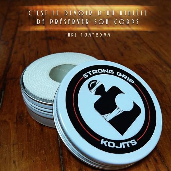 Tape STRONG GRIP pour JJB KOJITS 10M x 25mm