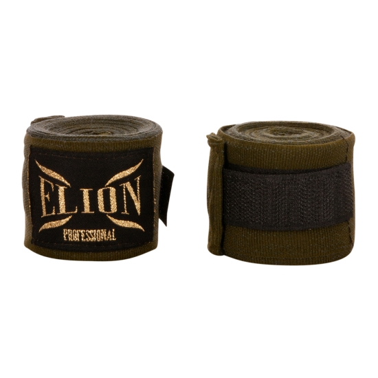 Bandes de boxe ELION 4.5m Kaki