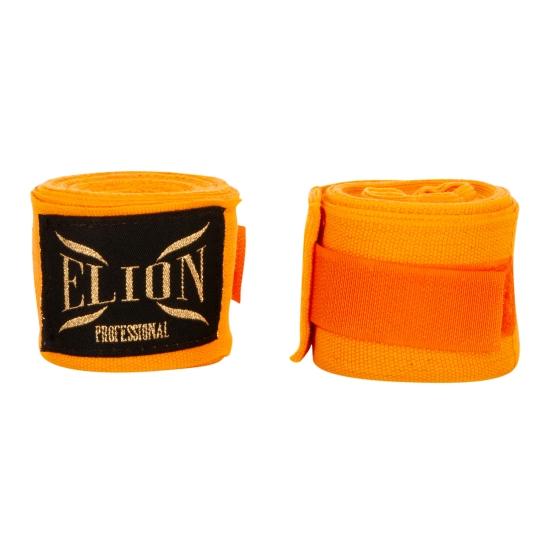 Bandes de boxe ELION 4.5m Orange