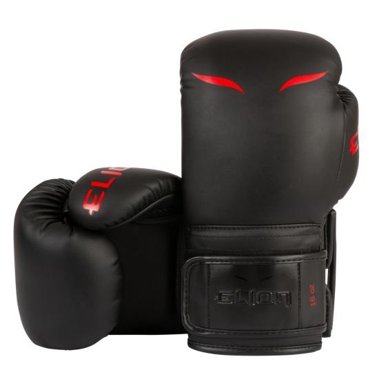 Gants de boxe ELION Uncage - Matblack
