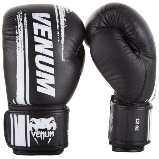 Gants de Boxe d'entrainement Venum Bangkok Spirit - Noir