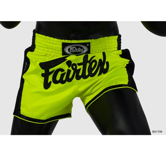 Short de Boxe Thaï FAIRTEX BS1706