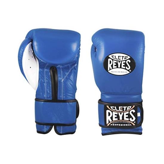 Gants de Boxe d'entrainement REYES Pro Bleu