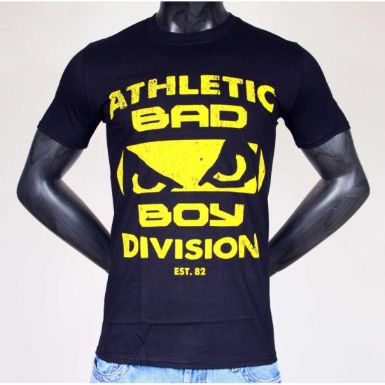 T-SHIRT BAD BOY BUILT DIVISION