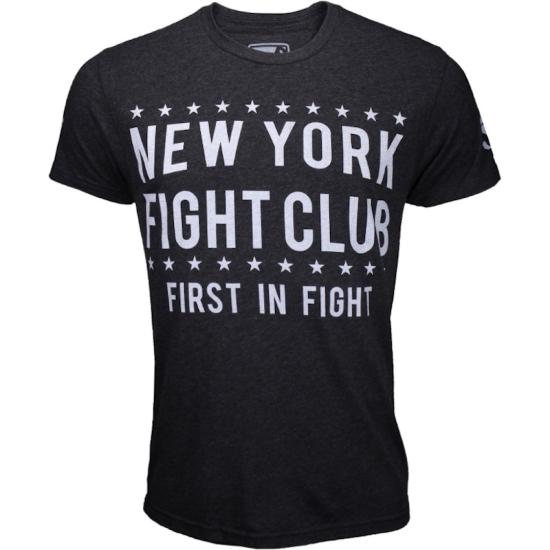 T-SHIRT BAD BOY  NY FIGHT CLUB