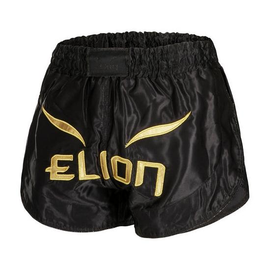 Short de Boxe Thaï ORIGINS ELION Noir