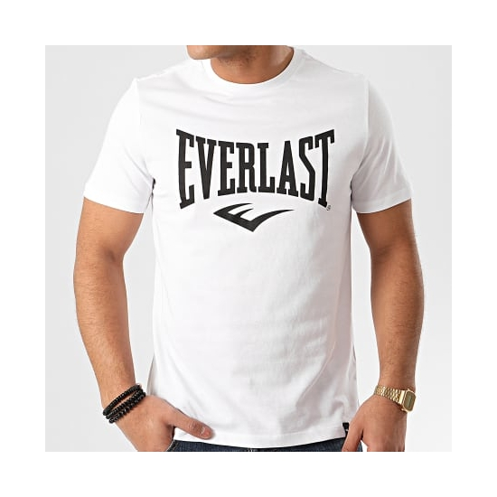 T-Shirt  EVERLAST Blanc