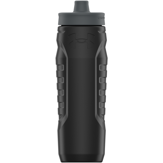 BOUTEILLE 950ML  SQUEEZE BLACK/PICTH GREY