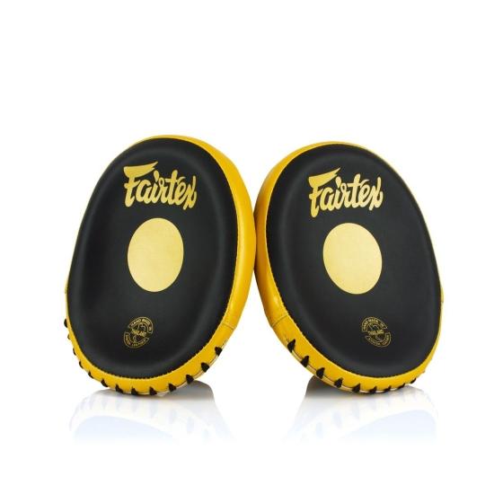 Patte d'ours Paraboliques FAIRTEX FMV15 Noir/Or
