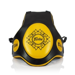 Veste de protection FAIRTEX TV2 Noir - Or